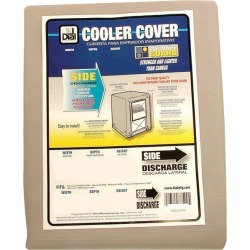 Dial 40 in. H x 34 in. W Polyester Gray Evaporative Cooler Cover found on Bargain Bro India from acehardware.com for $29.99