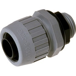 Raco 1 in. Dia. Nylon Electrical Conduit Connector For Type B 10 each found on Bargain Bro India from acehardware.com for $9.99