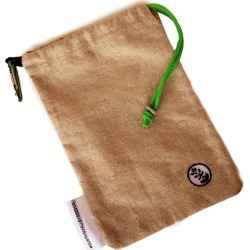 Hemp Sprouting Bag - Hanging Sprout Sack to Grow Bean Sprouts