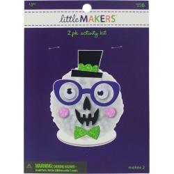 Little Makers Halloween Activity Kit - Skull