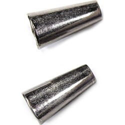 Blue Moon Beads - Findings Bead Cone Metal Plain Black Nickel - Jewelry Findings - At JOANN Fabrics & Crafts