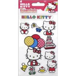 SandyLion 12 pk Hello Kitty Essentials Stickers