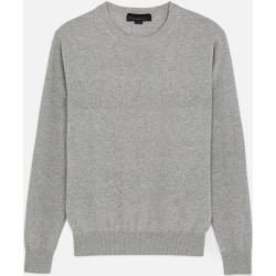Stella McCartney GREY Regenerated Cashmere Jumper, Men's, Size S found on Bargain Bro UK from Stella McCartney UK
