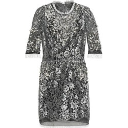 Dolce & Gabbana Woman Gowns Gunmetal Size 36 found on MODAPINS from theoutnet.com UK for USD $3723.70
