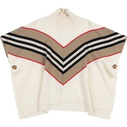 BURBERRY Capes & ponchos found on Bargain Bro from yoox.com for USD $216.60