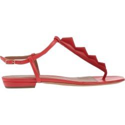 EMPORIO ARMANI Toe strap sandals found on Bargain Bro India from yoox.com for $139.00
