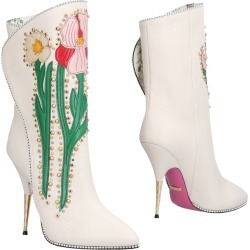 GUCCI Ankle boots found on MODAPINS from yoox.com for USD $1017.00