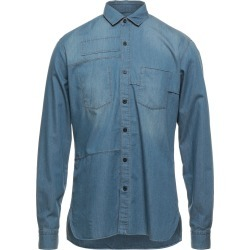 LANVIN Denim shirts found on Bargain Bro Philippines from yoox.com for $275.00