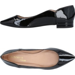 IL BORGO Firenze Ballet flats found on Bargain Bro Philippines from yoox.com for $55.00