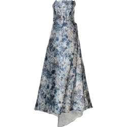 MIKAEL AGHAL Long dresses found on MODAPINS from yoox.com for USD $237.00