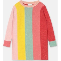 Stella McCartney Kids Multicolour Lurex Knit Knit Dress, Women's, Size 4 found on Bargain Bro UK from Stella McCartney UK