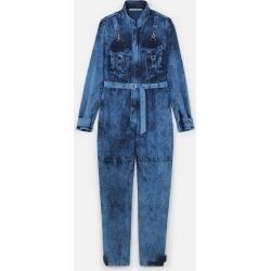 Stella McCartney Blue Denim Jumpsuit, Women's, Size 8 found on Bargain Bro UK from Stella McCartney UK