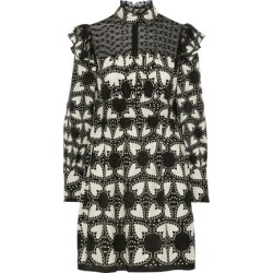Anna Sui Woman Mini Dress Black Size 0 found on MODAPINS from theoutnet.com UK for USD $346.20