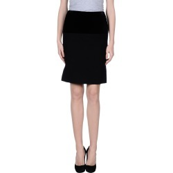 LANVIN Knee length skirts found on Bargain Bro India from yoox.com for $404.00