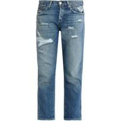 Amo Woman Distressed Straight Leg Jeans Mid Denim Size 28 found on MODAPINS from theoutnet.com UK for USD $167.50