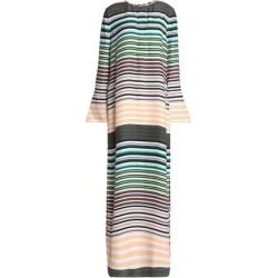 Equipment Woman Striped Silk Maxi Dress Multicolor Size XS found on MODAPINS from theoutnet.com UK for USD $194.25