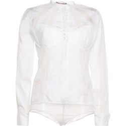 ERMANNO SCERVINO Shirts found on Bargain Bro from yoox.com for USD $340.48