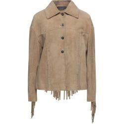 ALBERTA FERRETTI Jackets found on Bargain Bro from yoox.com for USD $410.40
