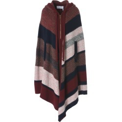 CHLOÉ Capes & ponchos found on Bargain Bro from yoox.com for USD $824.60