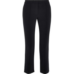 Adam Lippes Woman Cropped Cady Slim-leg Pants Black Size 2 found on MODAPINS from theoutnet.com UK for USD $356.78