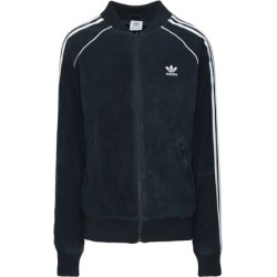 Adidas Originals Woman Suede Track Jacket Midnight Blue Size 40 found on MODAPINS from theoutnet.com UK for USD $408.34