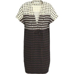 Etro Woman Printed Stretch-wool Crepe Mini Dress Off-white Size 42 found on MODAPINS from theoutnet.com UK for USD $569.52
