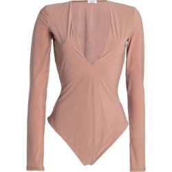 Alix Woman Stretch-knit Bodysuit Neutral Size XS found on MODAPINS from theoutnet.com UK for USD $94.42