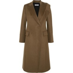 Adeam Woman Asymmetric Wool And Cashmere-blend Felt Coat Army Green Size 6 found on MODAPINS from The Outnet US for USD $999.00