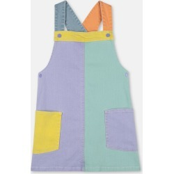 Stella McCartney Kids Multicolour Denim Dungaree Dress, Women's, Size 11-12 found on Bargain Bro UK from Stella McCartney UK