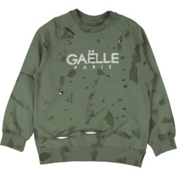 GAëLLE Paris Sweatshirts found on Bargain Bro India from yoox.com for $82.00