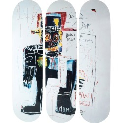 THE SKATEROOM Artist Objects found on Bargain Bro India from yoox.com for $369.00