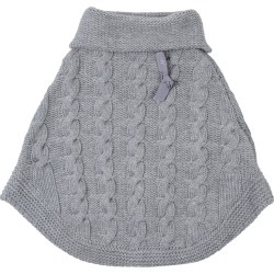 MIMISOL Capes & ponchos found on Bargain Bro from yoox.com for USD $132.24