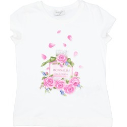 MONNALISA T-shirts found on Bargain Bro India from yoox.com for $74.00