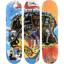 THE SKATEROOM Artist Objects found on Bargain Bro Philippines from yoox.com for $550.00