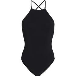 Zimmermann Woman Open-back Swimsuit Black Size 2