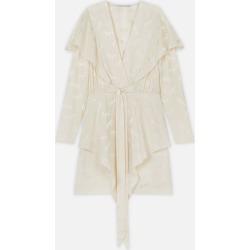 Stella McCartney White Horse Jacquard Mini Dress, Women's, Size 12 found on Bargain Bro UK from Stella McCartney UK