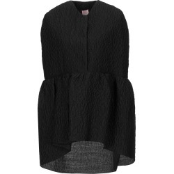 GIAMBA Capes & ponchos found on Bargain Bro from yoox.com for USD $197.60