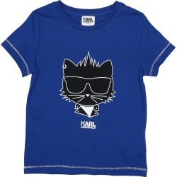 KARL LAGERFELD T-shirts found on Bargain Bro India from yoox.com for $42.00