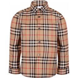 BURBERRY KIDS - Shirt found on Bargain Bro UK from BAMBINIFASHION.COM