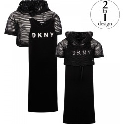 DKNY KIDS - Dress Set found on Bargain Bro UK from BAMBINIFASHION.COM