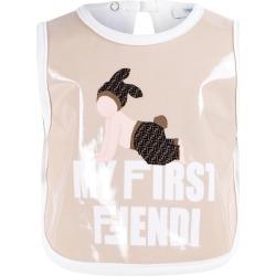 FENDI KIDS - Bib found on Bargain Bro UK from BAMBINIFASHION.COM