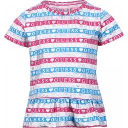 GUESS - Short Sleeve T-Shirt found on Bargain Bro UK from BAMBINIFASHION.COM
