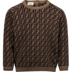 FENDI KIDS - Sweatshirt found on Bargain Bro UK from BAMBINIFASHION.COM
