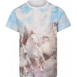 STELLA MCCARTNEY KIDS - Short Sleeve T-Shirt found on Bargain Bro UK from BAMBINIFASHION.COM