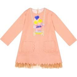 FENDI KIDS - Dress found on Bargain Bro UK from BAMBINIFASHION.COM