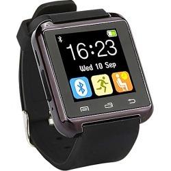 Koolulu Bluetooth Smart Watch for iOS & Android Black - Koolulu Wearable Technology