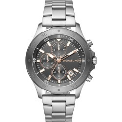 Michael Kors Watches Walsh Chronograph Watch Silver - Michael Kors Watches Watches
