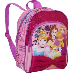 Disney Princess Mini Backpack Purple - Disney Kids' Backpacks