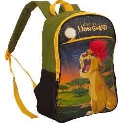 Disney Lion Guard Toddler Backpack Green - Disney Kids' Backpacks