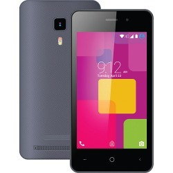 """Yapper 4"""" A1 4GB Android Smartphone with Yapper Mobile World SIM Black - Yapper Portable Entertainment"""